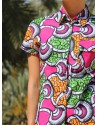 "SS'16 ""ZAFRAN Aafrika kangast kostüüm"""
