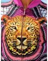 """SS'16 """"ZAFRAN Roosa leopardipusa"""""""