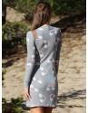 "FW'15 ""Vikerkaareline kleit"""