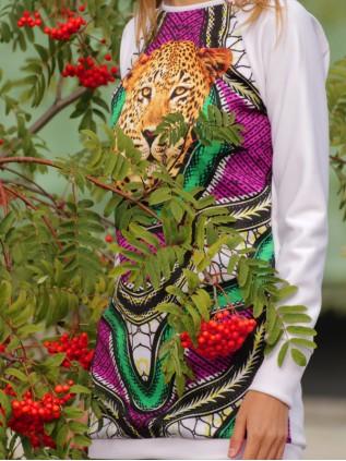 """FW'14 """"Leopardipusa"""""""
