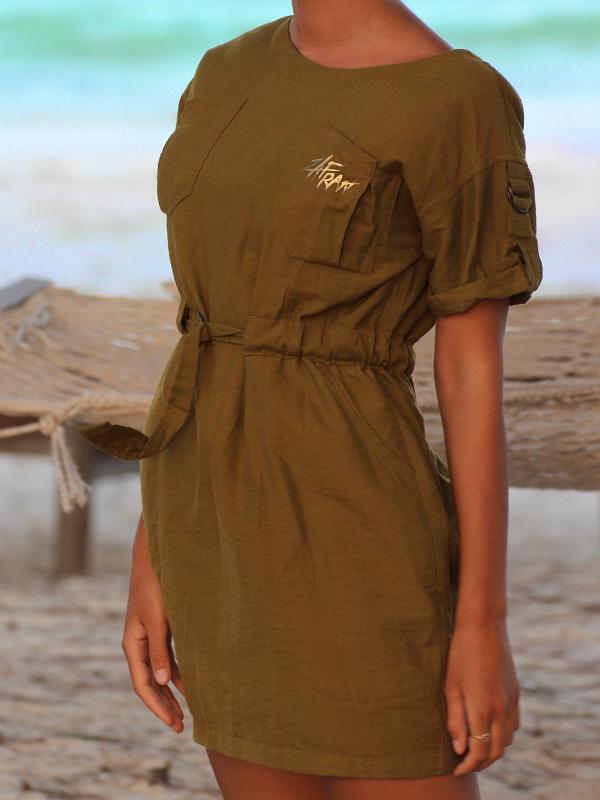 "SS'15 ""Safari kleit"""