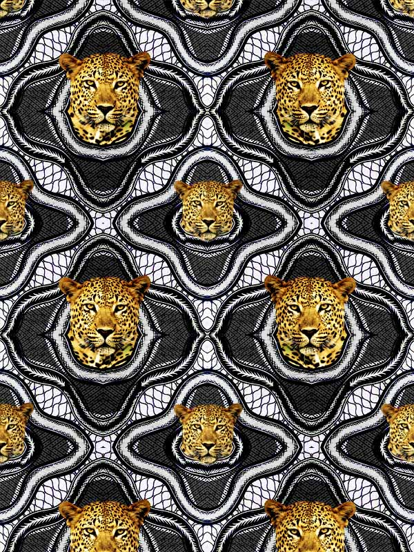 "ZAFRAN ""Autorikangas leopardiline"""