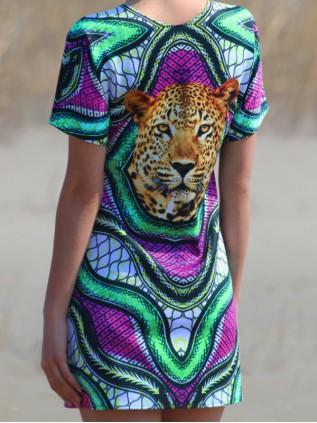 "SS'14 ""ZAFRAN kleit"""